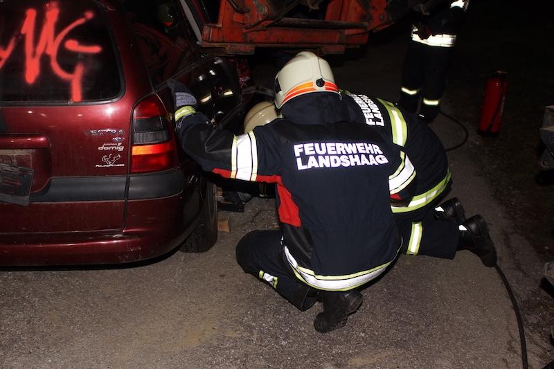 Feuerwehrübung 043