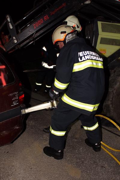 Feuerwehrübung 049