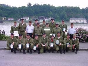 Zillenmannschaft 2003