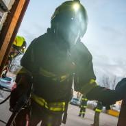 Batteriebrand im ASZ Bergheim