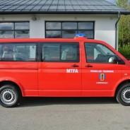Neues Fahrzeug MTFA